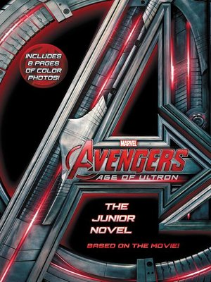 cover image of Marvel's Avengers Age of Ultron