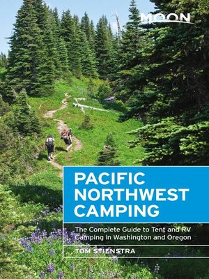 cover image of Moon Pacific Northwest Camping