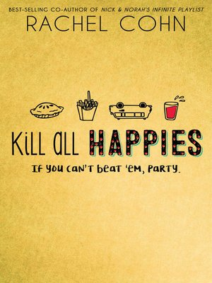 cover image of Kill All Happies