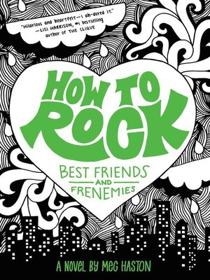 cover image of How to Rock Best Friends and Frenemies