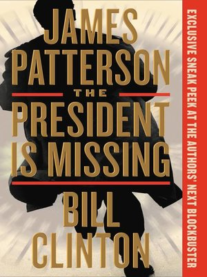 cover image of The President Is Missing