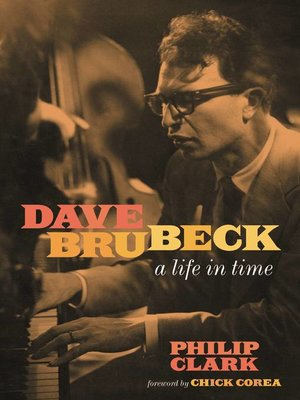 cover image of Dave Brubeck