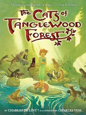 cover image of The Cats of Tanglewood Forest