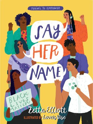 cover image of Say Her Name