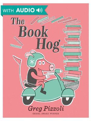 cover image of The Book Hog