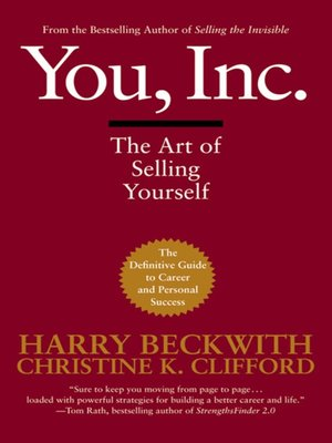 cover image of You, Inc.