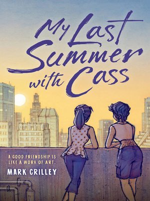 cover image of My Last Summer with Cass