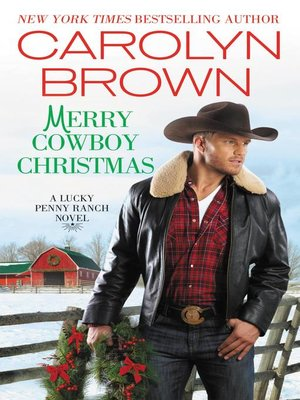 cover image of Merry Cowboy Christmas