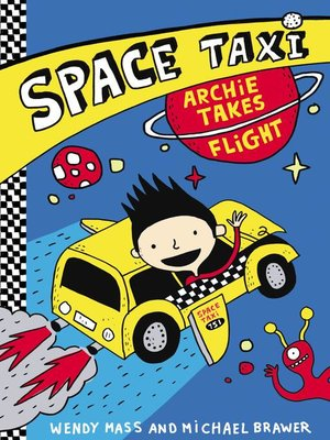 cover image of Archie Takes Flight