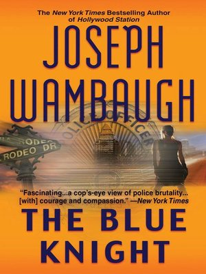 cover image of The Blue Knight