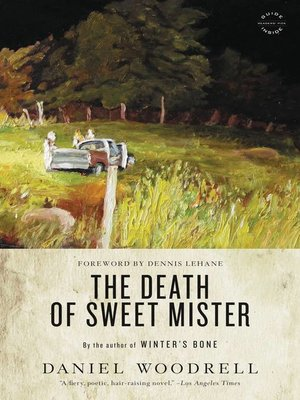cover image of The Death of Sweet Mister