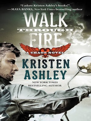 cover image of Walk Through Fire