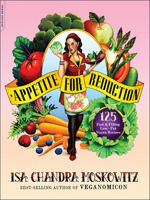 cover image of Appetite for Reduction
