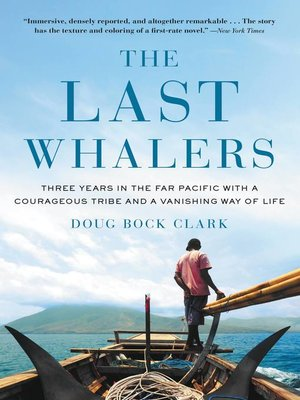 cover image of The Last Whalers