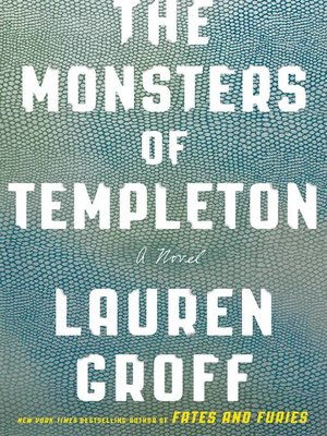 cover image of The Monsters of Templeton