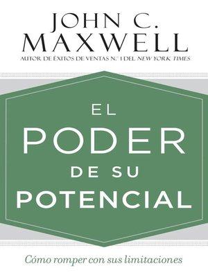 cover image of El poder de su potencial