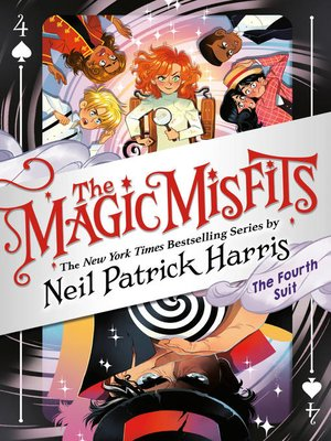 cover image of The Magic Misfits: The Fourth Suit
