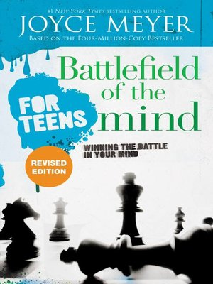 cover image of Battlefield of the Mind for Teens