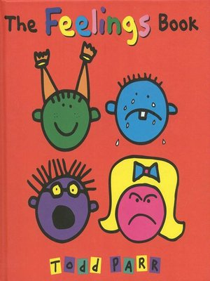 cover image of The Feelings Book