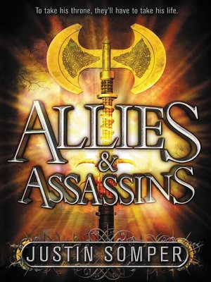 cover image of Allies & Assassins