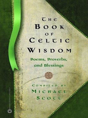 cover image of The Book of Celtic Wisdom