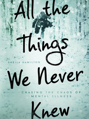 cover image of All the Things We Never Knew