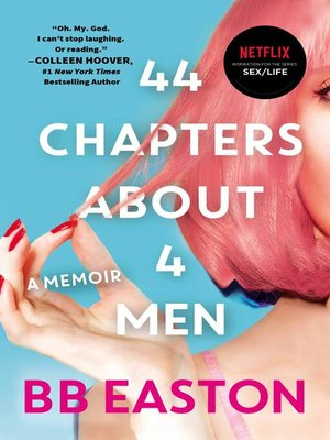 cover image of 44 Chapters About 4 Men