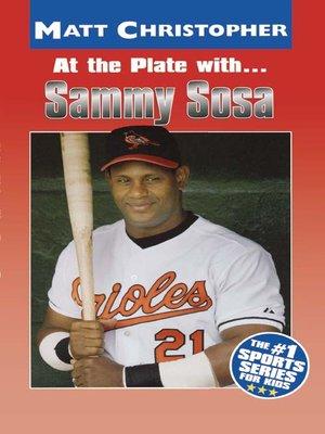 cover image of Sammy Sosa