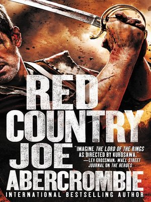 cover image of Red Country