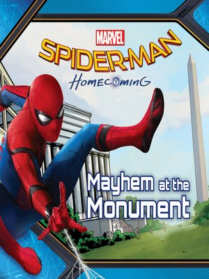 cover image of Mayhem at the Monument