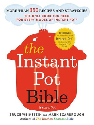 cover image of The Instant Pot Bible