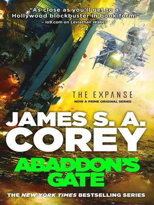 Abaddon S Gate By James S A Corey Overdrive Ebooks Audiobooks And Videos For Libraries And Schools
