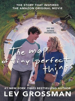 cover image of The Map of Tiny Perfect Things