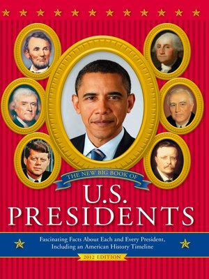 cover image of The New Big Book of U.S. Presidents