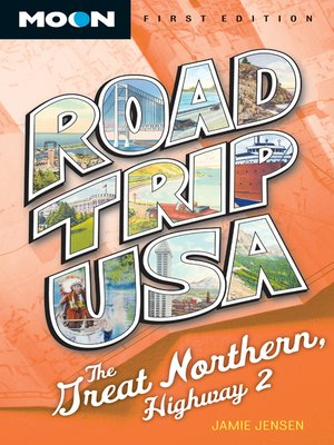 cover image of Road Trip USA