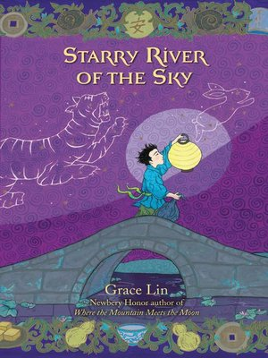 cover image of Starry River of the Sky