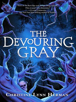 cover image of The Devouring Gray Series, Book 1
