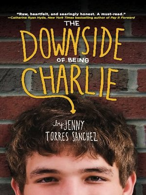 cover image of The Downside of Being Charlie