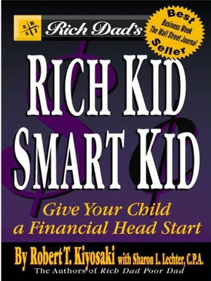 cover image of Rich Dad's Advisors®: Rich Kid, Smart Kid