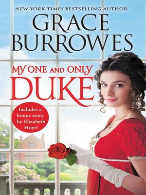 cover image of My One and Only Duke
