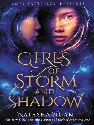 cover image of Girls of Storm and Shadow