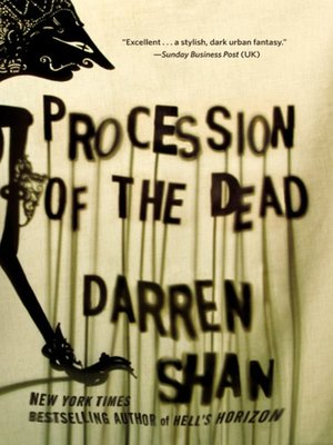 cover image of Procession of the Dead