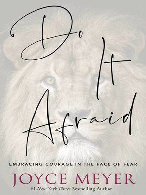 cover image of Do It Afraid