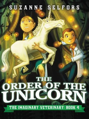 cover image of The Order of the Unicorn