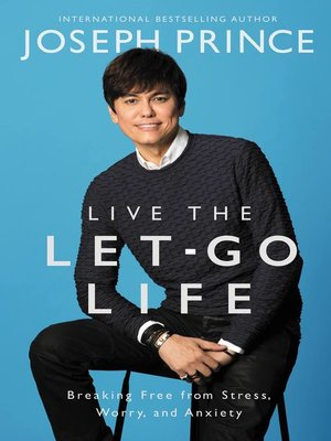 cover image of Live the Let-Go Life
