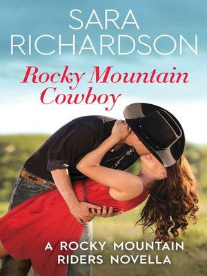 cover image of Rocky Mountain Cowboy