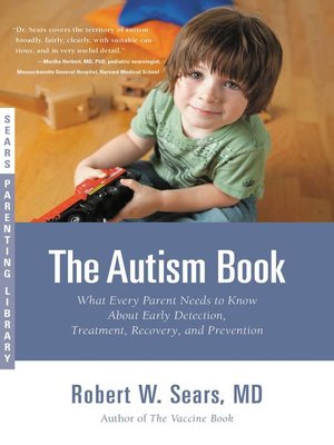 cover image of The Autism Book
