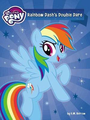 cover image of Rainbow Dash's Double Dare