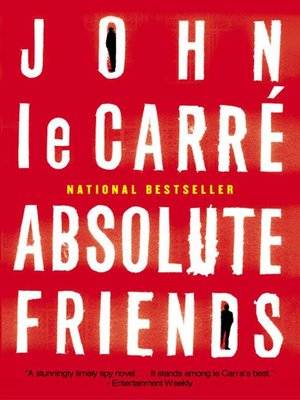 cover image of Absolute Friends