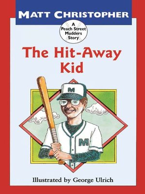 cover image of The Hit-Away Kid